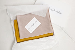 Pure Simple Chic Blankets Two Set