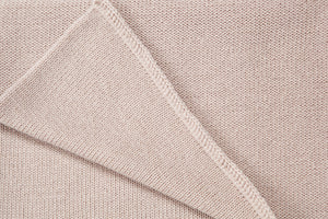 Handmade baby blankets for newborns from pure merino wool by Pure Simple Chic design