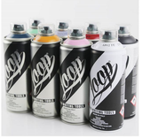 Loop Spray Cans