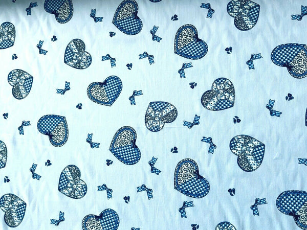 Baby Nursery Cotton Fabric - Kims Crafty Corner