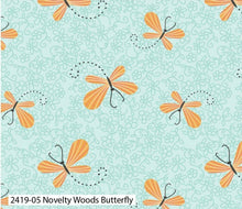 Load image into Gallery viewer, Woodland Cotton Fabric Collection - Kims Crafty Corner