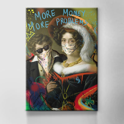 Mo Money (Canvas)