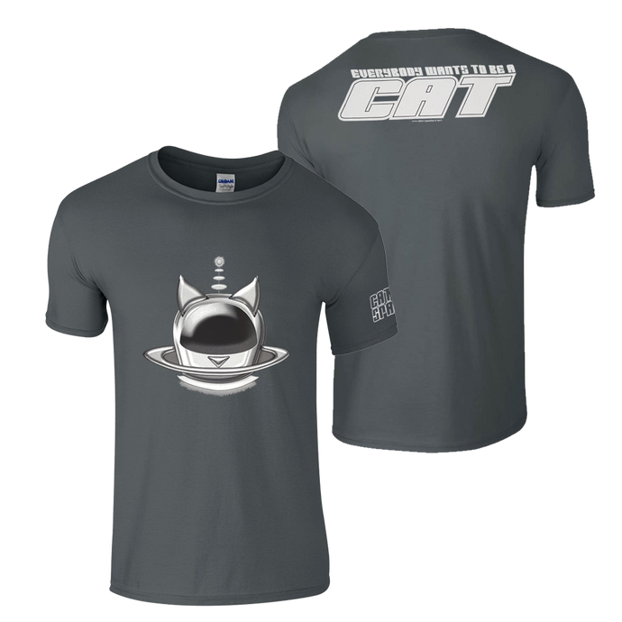 CLASSIC COLLECTABLES - Silver CAT POD - 2016 Tour in Charcoal