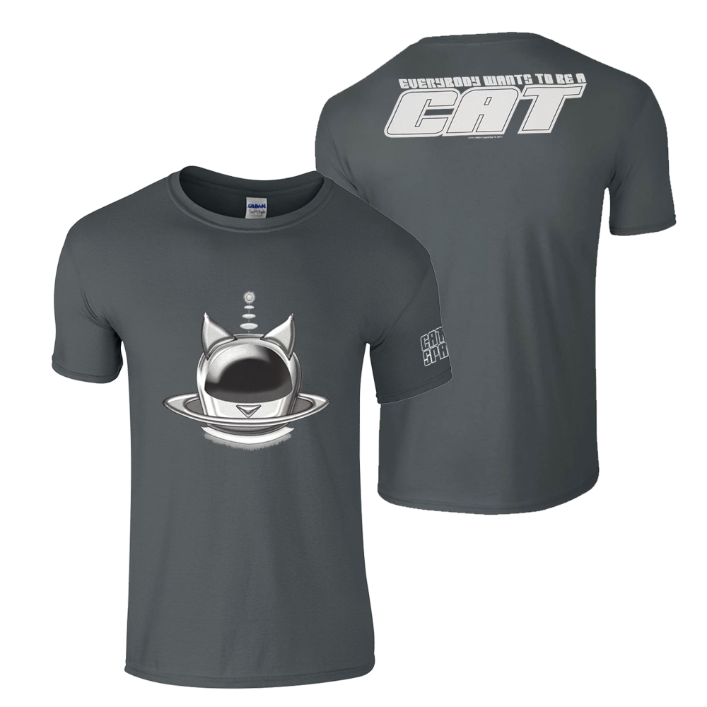 CLASSIC COLLECTABLES - Silver CAT POD - 2016 Tour in Charcoal (LAST REMAINING)