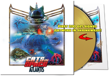 "Load image into Gallery viewer, ATLANTIS - The New Album - 12"" 180g VINYL LP - AVAILABLE IN TWO COLOURS"