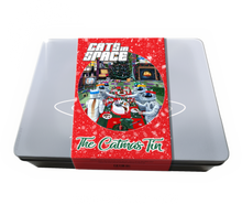 Load image into Gallery viewer, The LIMITED EDITION 'CATMAS TIN' CHRISTMAS 2019
