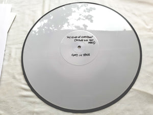 "WHITE LABEL TEST PRESS 12'"" PICTURE VINYL (0 of 3 available) - MY KIND OF CHRISTMAS!"