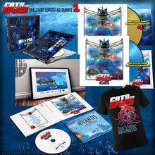 Load image into Gallery viewer, ATLANTIS 'SPACESHIP SUPERSTAR' BUNDLE No 1 - worth £145 if bought separately!