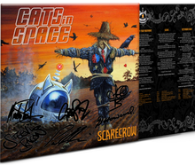 "Load image into Gallery viewer, SCARECROW 12"" 180g VINYL LP 'SIGNED'"