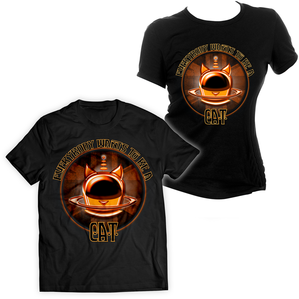 CLASSIC COLLECTABLES - 'UNION CAT' Scarecrow Headline Tour ( Men's M/XL & Women's XL left)