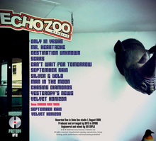 Load image into Gallery viewer, CATS IN SPACE - THE CHILLED 'ECHO ZOO SESSIONS' CD