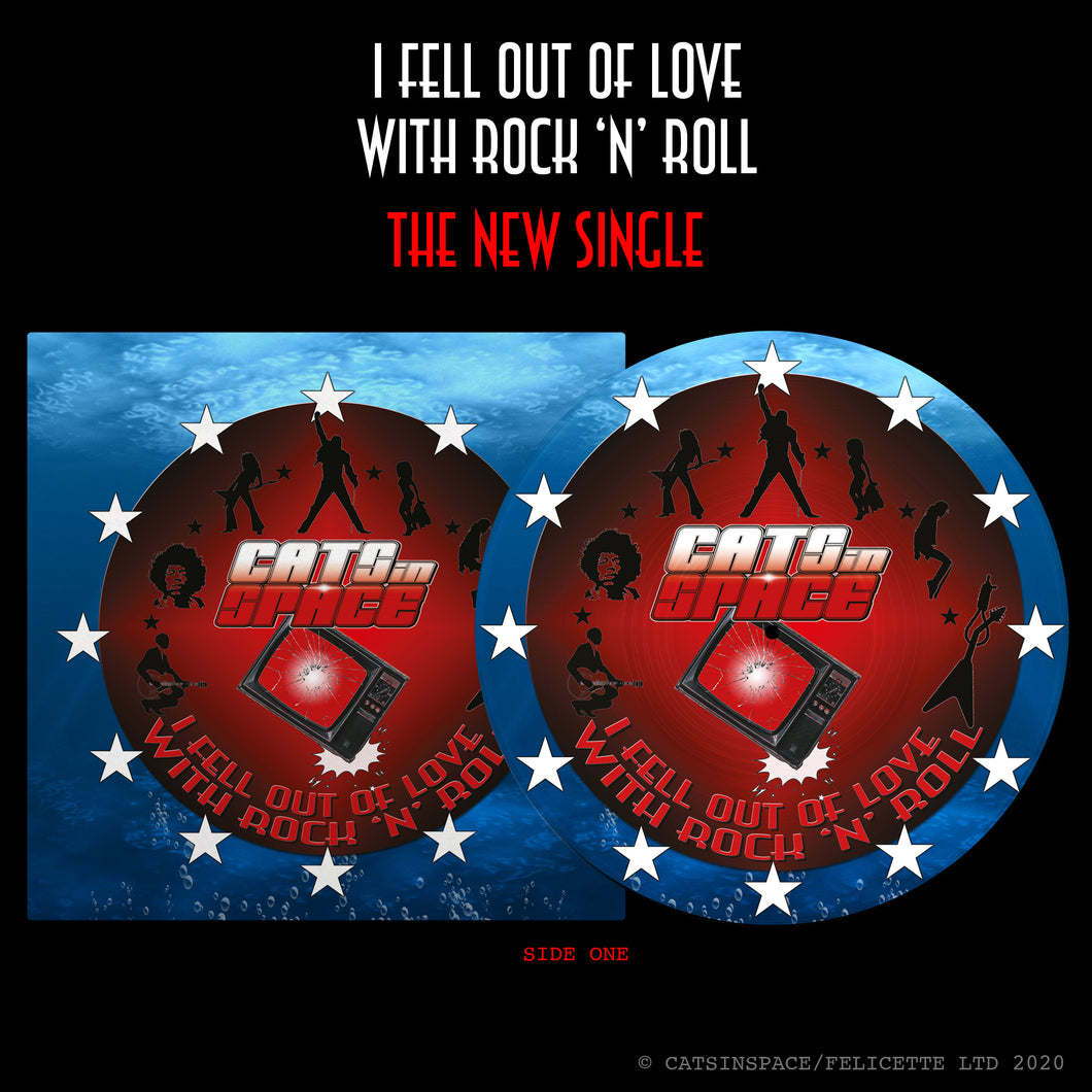 I FELL OUT of LOVE WITH ROCK 'n' ROLL / 2:59  7
