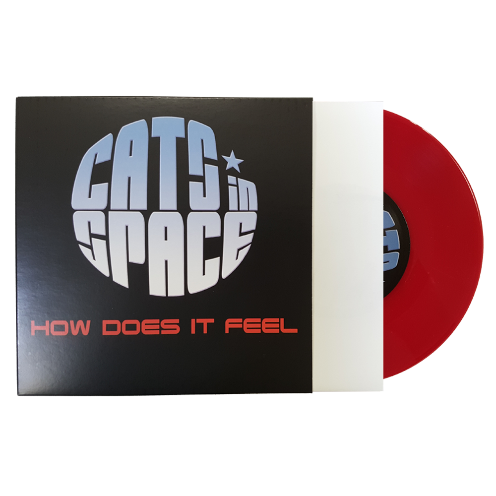 'How Does It Feel' Red 7-Inch