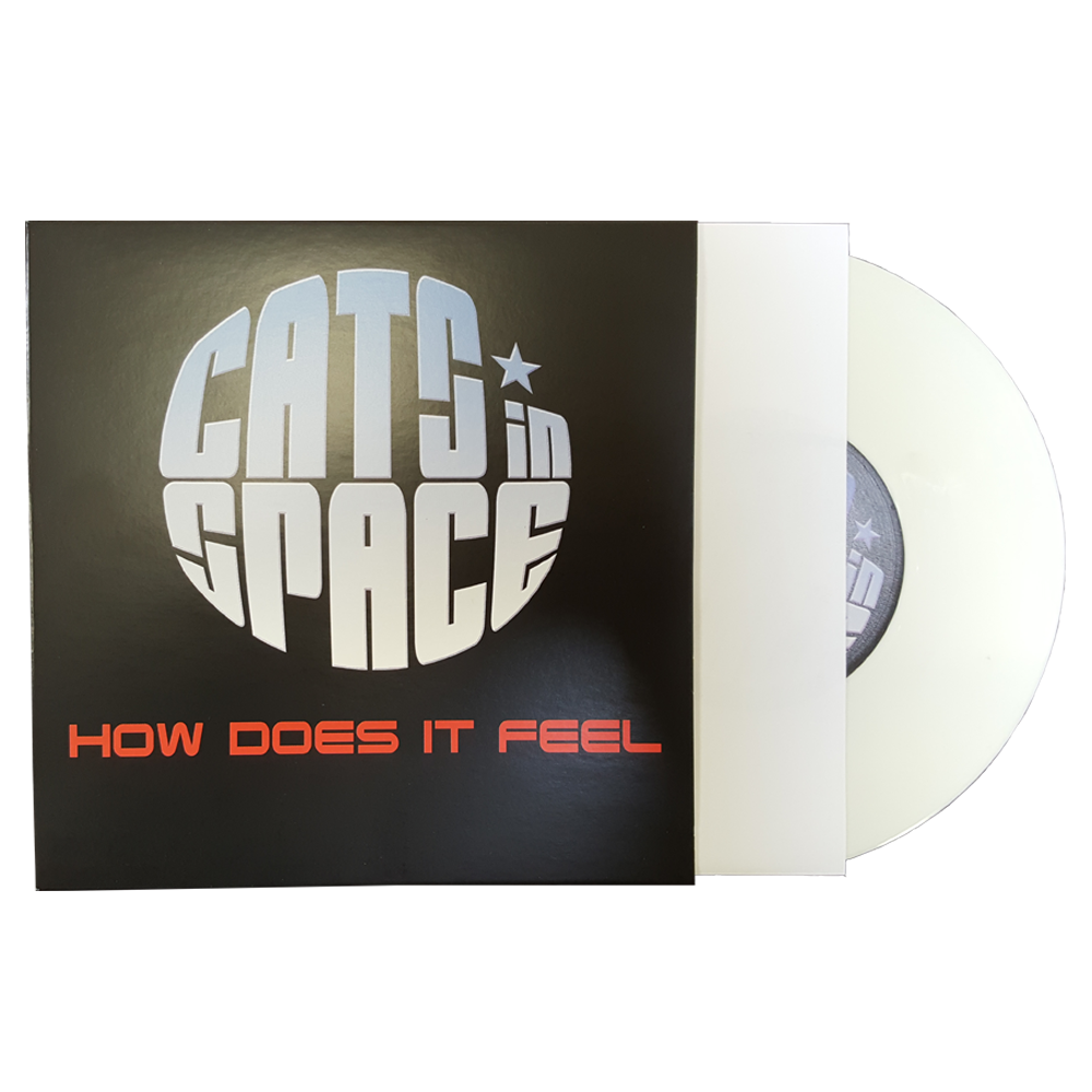 'How Does It Feel' White 7-Inch
