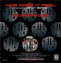 Load image into Gallery viewer, 'How Does It Feel' Red 7-Inch