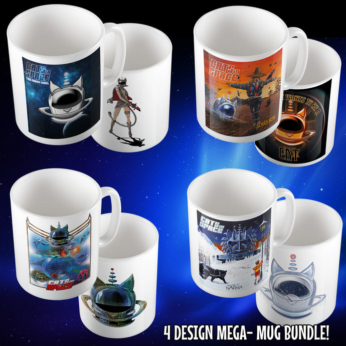 MEGA 'MOGGY MUG' BUNDLE!