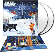 "Load image into Gallery viewer, DAYTRIP to NARNIA - 2019 ALBUM - 12"" DOUBLE GATEFOLD ICE WHITE VINYL LP"