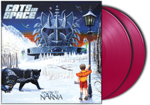 "Load image into Gallery viewer, DAYTRIP to NARNIA - 2019 ALBUM - 12"" DOUBLE GATEFOLD 'TURKISH DELIGHT' VINYL LP"