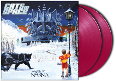 "DAYTRIP to NARNIA - 2019 ALBUM - 12"" DOUBLE GATEFOLD 'TURKISH DELIGHT' LIMITED EDITION VINYL LP - *only 20 numbered copies left!*"