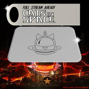 FULL STREAM AHEAD! - CATS in SPACE Live USB!