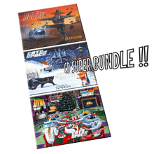 Load image into Gallery viewer, CATS in SPACE 2020 CD Super Bundle