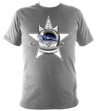 Load image into Gallery viewer, SUMMER COLLECTION - CATS in SPACE - StarCat Men's Comfort Fit Tee