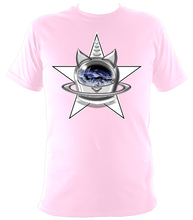 Load image into Gallery viewer, SUMMER COLLECTION - CATS in SPACE - StarCat Women's Loose Fit Tee