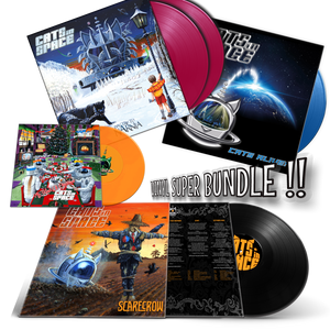 CATS in SPACE 2020 Vinyl Super Bundle!