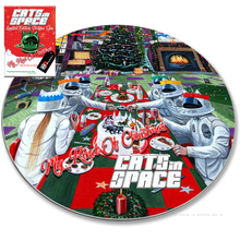 Load image into Gallery viewer, CATS IN SPACE - MY KIND OF CHRISTMAS PICTURE DISC