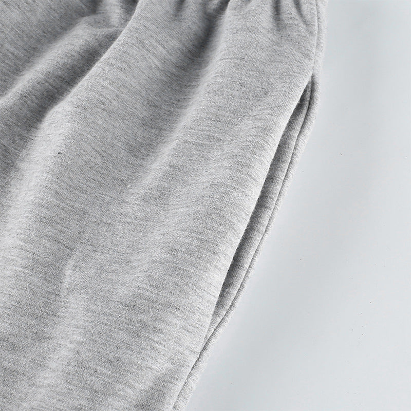Shophot butterfly printed sweatpants for women main picture (details_pocket)