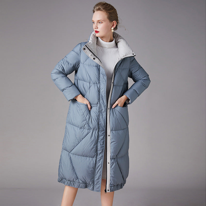 SHOPHOT Korean Version of The New Down Jacket 90 White Duck Down