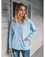 Women's Sweater Coat Top