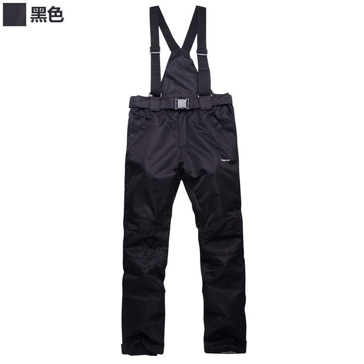Winter Couple's Windproof, Waterproof, Warm and Thickened Ski Pants
