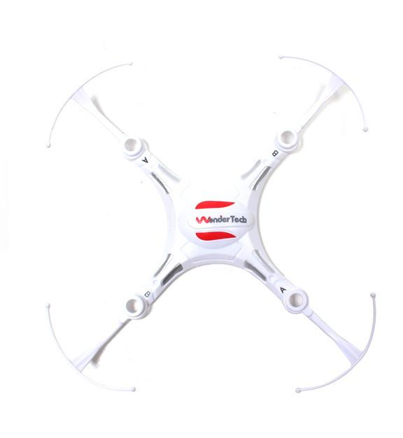 Drone With Camera Top Shell For Beginners Drone White