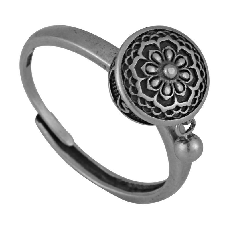 Personality Totem Thai Silver Ring