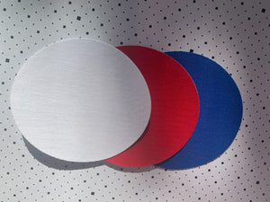 Freestyle Libre Adhesive Patches - Red/White/Blue