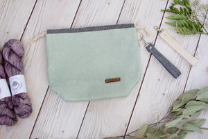 Shawl Sack* Specialized | Solid Seafoam