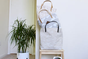 White Waves | Lotsa Bag S/M/L