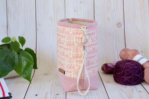 Shawl Sack* Specialized | Little Pink Houses Print