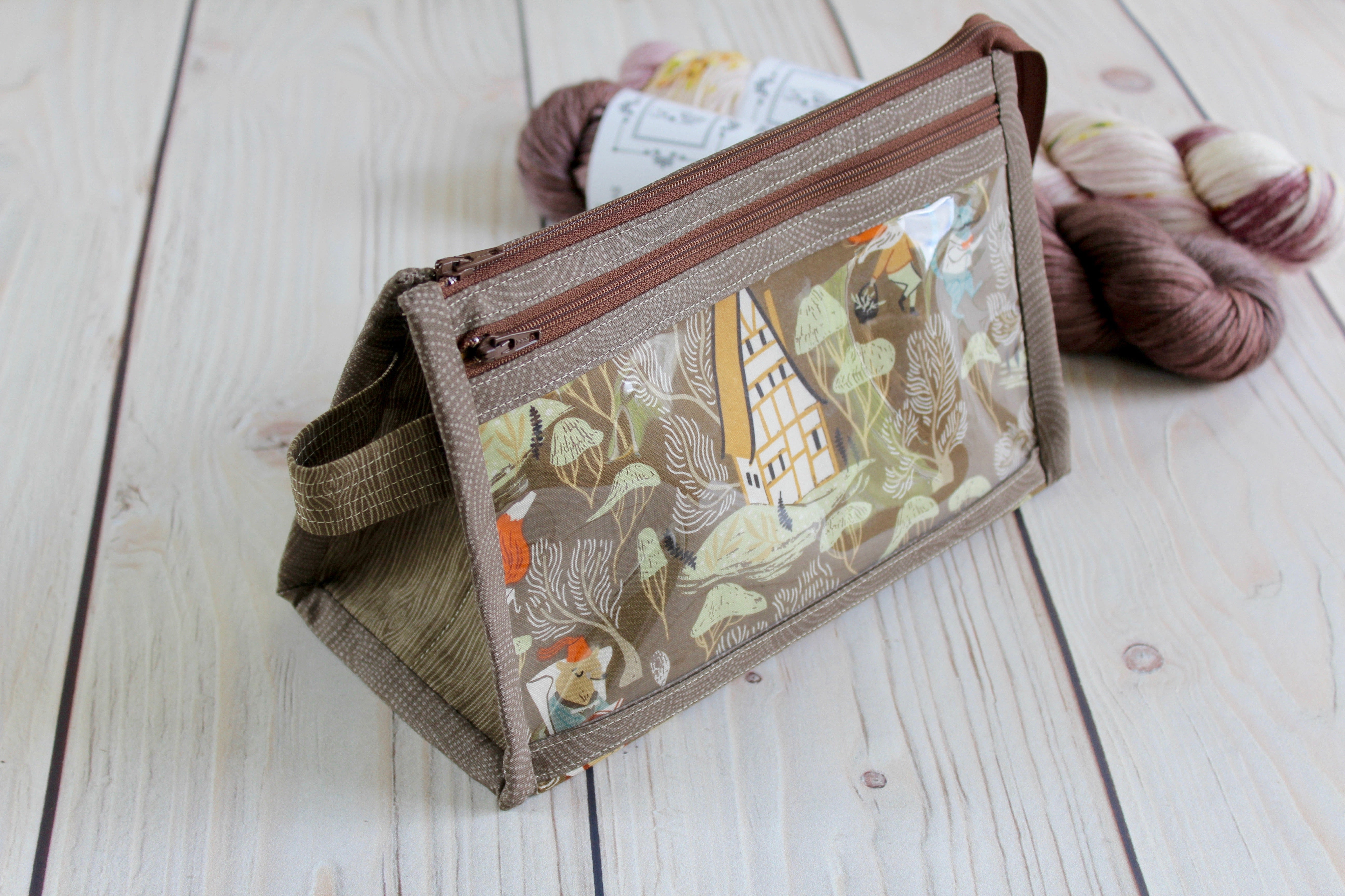 Black Forest Inside Outside Pouch | Into The Woods