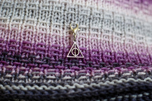 Progress Keeper | Antique Silver Deathly Hallows Progress Keeper