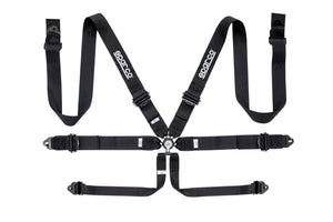 "Sparco 6 Pt 3"" Aluminum Racing Harness"