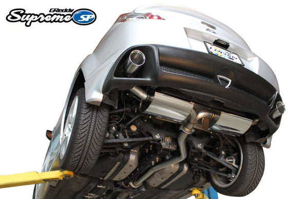 GReddy Supreme SP Exhaust - Mazda RX-8