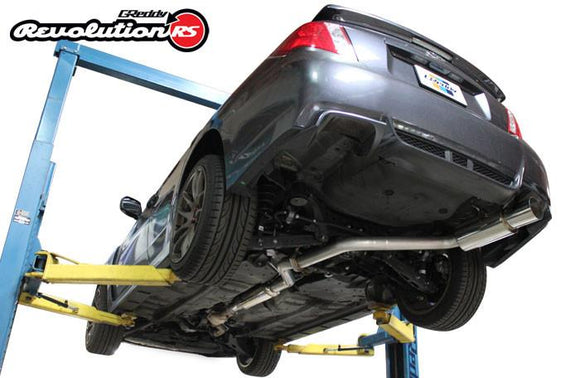 Revolution RS Exhaust - Subaru WRX/STI Sedan (GV8)