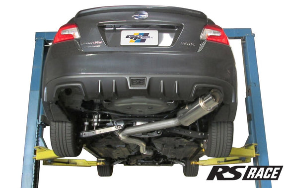 GReddy GPP RS-Race Exhaust - Subaru (VA) STI/WRX