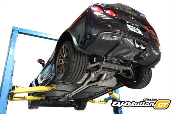 GReddy EVOlution GT Exhaust - Chevy Corvette Z06