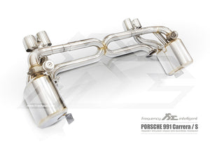 Fi Exhaust - Porsche 991 Carrera / Carrera S F1 Version
