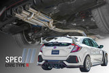 Remark Exhaust - Honda Civic Type R FK8 Spec-III