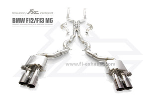 Fi Exhaust - BMW M6 Coupe F12/F13 S63
