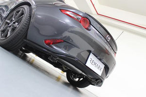 Remark Exhaust - Mazda MX-5 ND